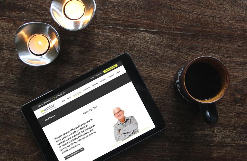 responsive web design agency cheltenham